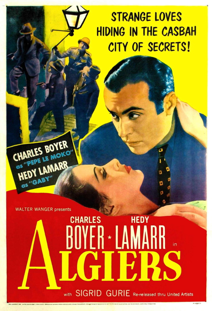 Poster - Algiers