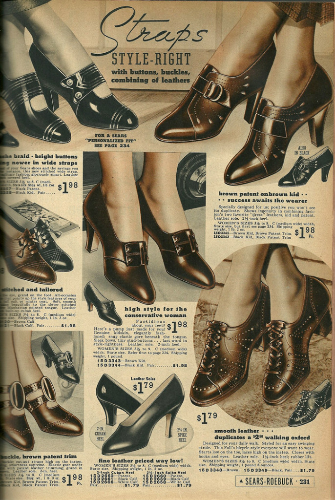 Sears_Shoes Truth According to Us Annie Barrows